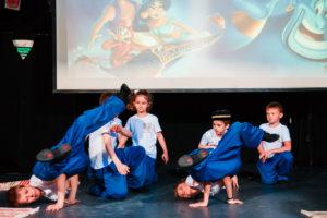 breakdance для детей