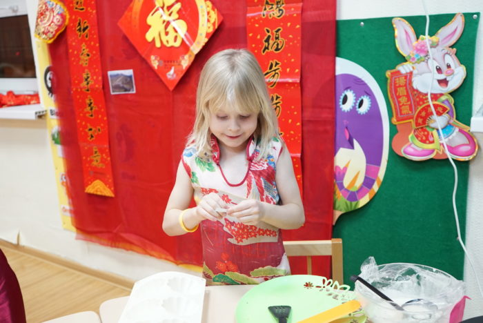 китайский для дошкольников
