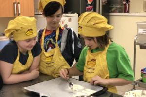 кулинарная школа для детей