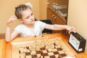 шахматы для детей . уроки в Москве