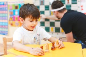 шахматы для детей. уроки в Москве