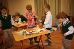 woodwork workshop classes