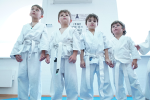 занятия карате для детей в москве